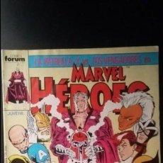 Cómics: MARVEL HEROES #10 PATRULLA X VS VENGADORES. Lote 142594606
