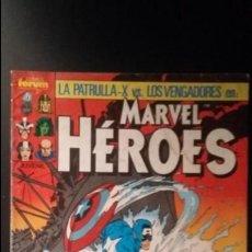 Cómics: MARVEL HEROES #9 PATRULLA X VS VENGADORES. Lote 142594934