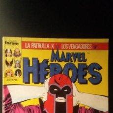 Cómics: MARVEL HEROES #8 PATRULLA X VS VENGADORES. Lote 142595230