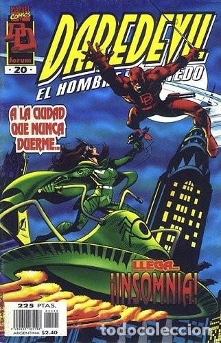 DAREDEVIL VOL. 3 (1996-1998) #20 (Tebeos y Comics - Forum - Daredevil)