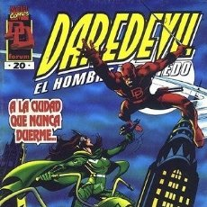 Cómics: DAREDEVIL VOL. 3 (1996-1998) #20. Lote 138920446