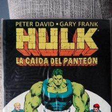 Cómics: HULK LA CAIDA DEL PANTEON COMICS FORUM. Lote 142929218