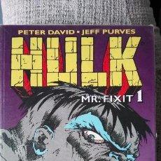 Cómics: HULK MR. FIXIT COMPLETA COMICS FORUM. Lote 142929430