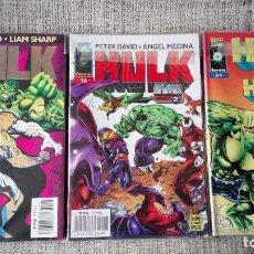 Cómics: HULK VOLUMEN 2 COMPLETA COMICS FORUM. Lote 142931018