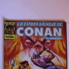 Cómics: LA ESPADA SALVAJE DE CONAN # 117. 1ª EDICIÓN. Lote 142945282