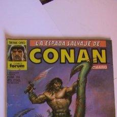 Cómics: LA ESPADA SALVAJE DE CONAN # 115. 1ª EDICIÓN. Lote 142945334