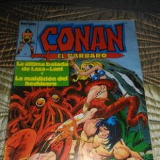 Cómics: CONAN Nº 93. Lote 142971322
