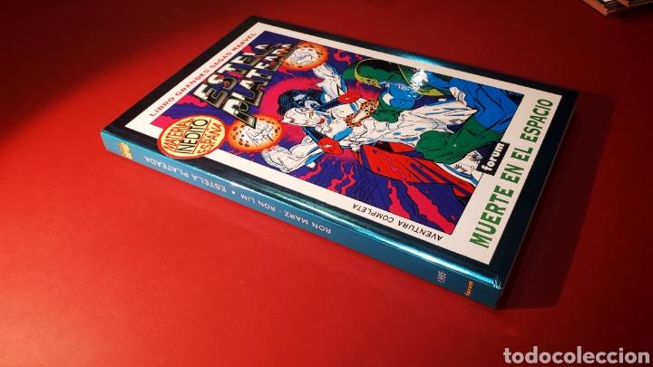 DE KIOSCO ESTELA PLATEADA MUERTE EN EL ESPACIO FORUM 1995 (Tebeos y Comics - Forum - Prestiges y Tomos)