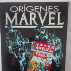 Cómics: ORÍGENES MARVEL 4. Lote 143130886