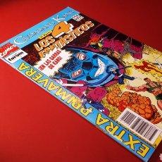 Comics : DE KIOSCO LOS 4 FANTASTICOS EXTRA PRIMAVERA PARTE 3 CIUDADANO KANG FORUM. Lote 143135578