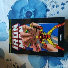 Cómics: IRON MAN 1 AL 15 VOL.2 COMPLETA FORUM TOMO. Lote 143154882