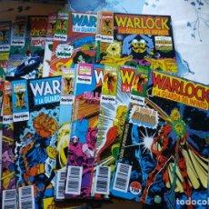 Cómics: WARLOCK Y LA GUARDIA DEL INFINITO 17 COMPLETA. Lote 143156550
