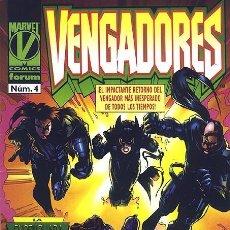 Cómics: LOS VENGADORES VOL. 2 Nº 4 - FORUM IMPECABLE 1996. Lote 143159638
