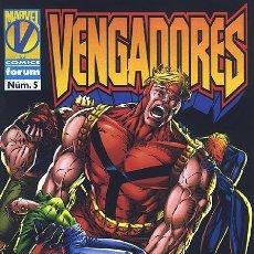 Cómics: LOS VENGADORES VOL. 2 Nº 5 - FORUM IMPECABLE 1996. Lote 143159686
