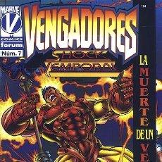 Cómics: LOS VENGADORES VOL. 2 Nº 7 - FORUM IMPECABLE 1996. Lote 143159754