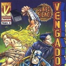 Cómics: LOS VENGADORES VOL. 2 Nº 8 - FORUM IMPECABLE 1996. Lote 143159914