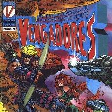 Cómics: LOS VENGADORES VOL. 2 Nº 9 - FORUM IMPECABLE 1997. Lote 143160030