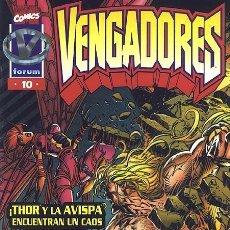 Cómics: LOS VENGADORES VOL. 2 Nº 10 - FORUM IMPECABLE 1997. Lote 143160078