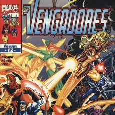 Cómics: LOS VENGADORES VOL.3 Nº 12 - THUNDERBOLTS FORUM IMPECABLE. Lote 143172058