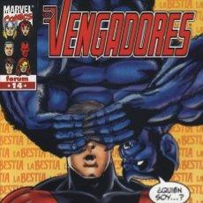 Cómics: LOS VENGADORES VOL.3 Nº 14 - FORUM IMPECABLE. Lote 143172198