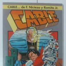 Cómics: CABLE SANGRE Y METAL COMIC DE NICIEZA Y ROMITA JR.. Lote 143175097