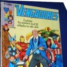 Cómics: LOS VENGADORES RETAPADO Nº 16, 17, 18, 19 Y 20 - FORUM 1984 . Lote 143175378