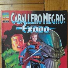Cómics: CABALLERO NEGRO: ÉXODO (NÚMERO ÚNICO). Lote 143176830