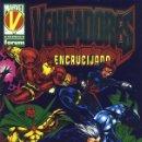 Cómics: VENGADORES: ENCRUCIJADA - FORUM IMPECABLE. Lote 143177522