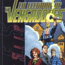 Cómics: LA LLEGADA DE LOS VENGADORES - FORUM IMPECABLE. Lote 143178890
