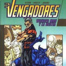 Cómics: ESPECIAL VENGADORES: WONDER MAN Y LA BESTIA - FORUM IMPECABLE. Lote 143179770
