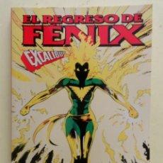 Cómics: EXCALIBUR: EL REGRESO DE FÉNIX. LOS LIBROS DEL SALÓN. TOMO FORUM. 1994. Lote 143185534