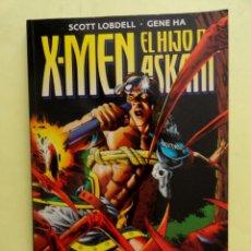 Cómics: X-MEN: EL HIJO DE ASKANI. LAS NUEVAS AVENTURAS DEL JOVEN CABLE. LIBROS MARVEL. FORUM. 1997. Lote 143186966