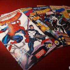 Cómics: DE KIOSCO SPIDERMAN LA VENGANZA DE MEDIANOCHE COMPLETA FORUM. Lote 143246940