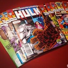Cómics: DE KIOSCO HULK & IRON MAN COMPLETA FORUM. Lote 143248500