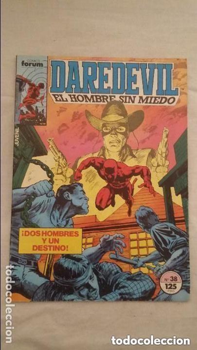 DAREDEVIL VOL 1 # 38 FORUM (Tebeos y Comics - Forum - Daredevil)
