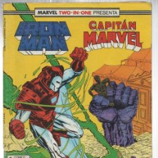 Cómics: IRON MAN CAPITAN MARVEL. Nº 50. FORUM. PLANETA, 1990. Lote 143306608