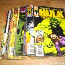 Cómics: HULK - COLECCION CASI COMPLETA 23 NUMEROS / SOLO FALTA EL Nº 1. Lote 143315302