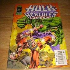 Cómics: ESPECIAL HULK : HERCULES DESATADO. Lote 143317086