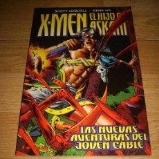 Cómics: X-MEN EL HIJO DE ASKANI. Lote 143320286
