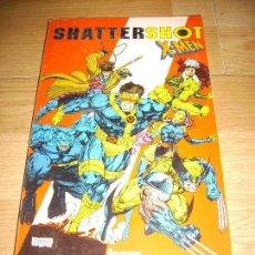 Cómics: SHATTERSHOT X-MEN. Lote 143320514