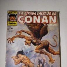 Cómics: LA ESPADA SALVAJE DE CONAN Nº 149. 1ª EDICIÓN. SERIE ORO FORUM AÑO 1994.. Lote 143345886