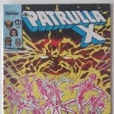 Cómics: PATRULLA X #76 (FORUM, 1988). Lote 143369598