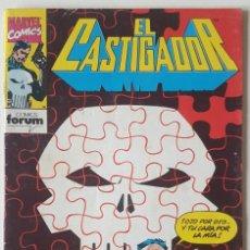 Cómics: EL CASTIGADOR #41 (FORUM, 1991). Lote 143373066