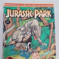 Cómics: JURASSIC PARK Nº 1 - ADAPTACION OFICIAL AL COMIC / EDICIONES B. Lote 143388957