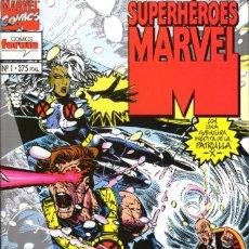 Cómics: SUPERHÉROES MARVEL 1 AL 21 COMPLETA. Lote 143408294