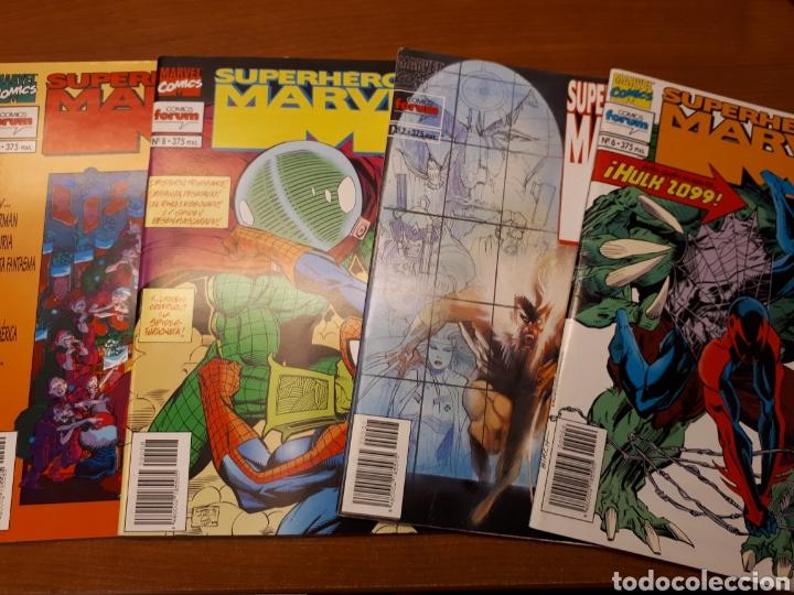 Cómics: Superhéroes Marvel 1 al 21 completa - Foto 4 - 143408294