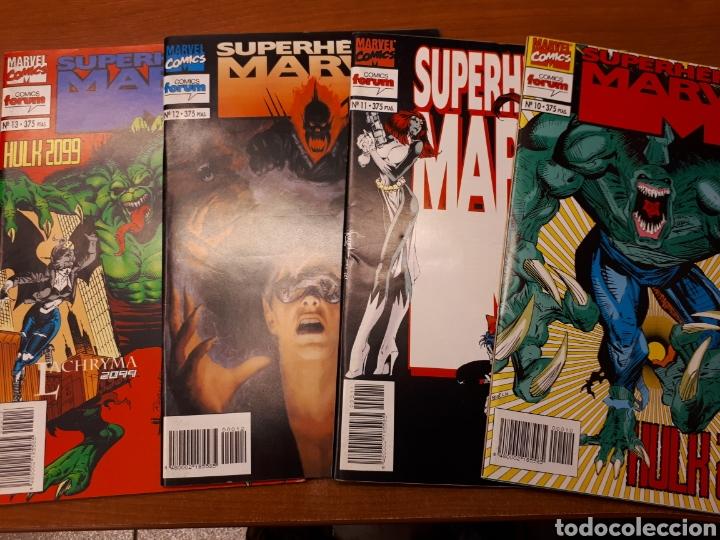Cómics: Superhéroes Marvel 1 al 21 completa - Foto 5 - 143408294