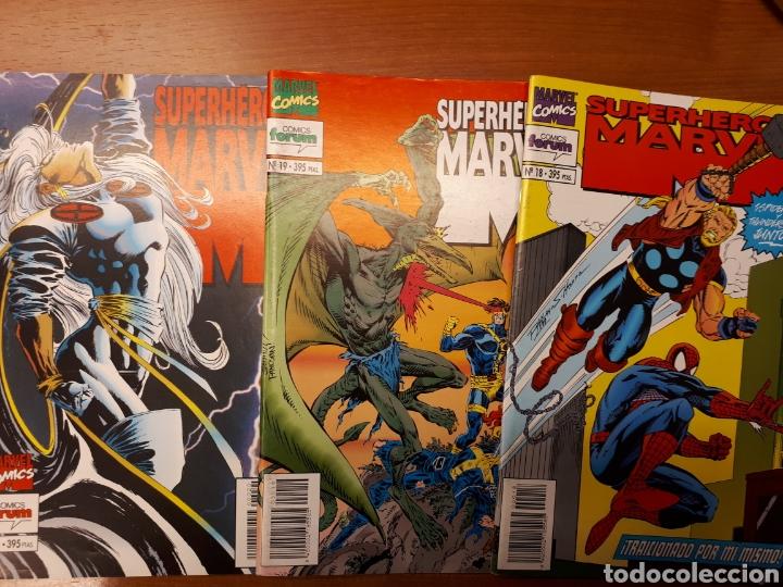 Cómics: Superhéroes Marvel 1 al 21 completa - Foto 7 - 143408294