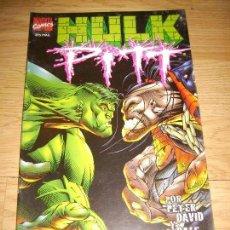 Cómics: HULK & PITT. Lote 143477426