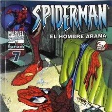 Cómics: SPIDERMAN EL HOMBRE ARAÑA Nº 7 FORUM. Lote 143552078